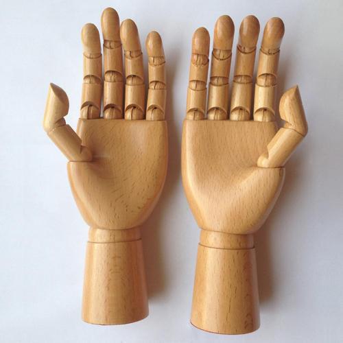 Wooden Jewellery Display Props
