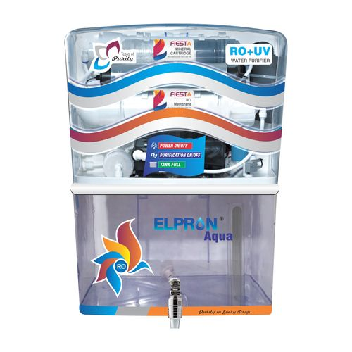 Elpron Lavish Gold RO Water Purifier