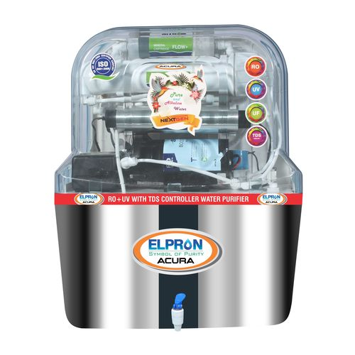 Elpron SS Acura RO Water Purifier