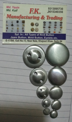 Mould Buttons