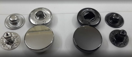 High Quality Diecasted Snap Buttons