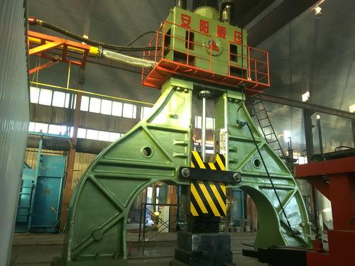 Hydraulic Open Die Drop Forging Hammer