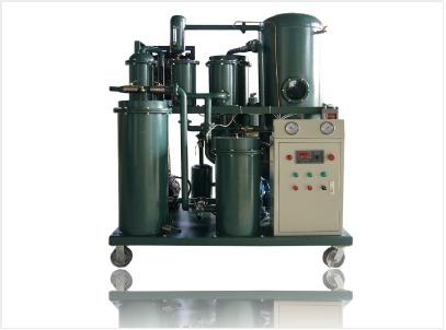 Series FTY-EX Vacuum Turbine Lube Oil Purifier