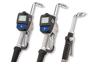 Dispense Meters For Oil And Grease