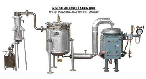 Mini Distillation Unit