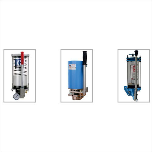 Oil Grease Manual Pumps