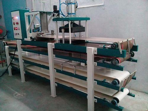 Semi Automatic Single Chappathi Making Unit