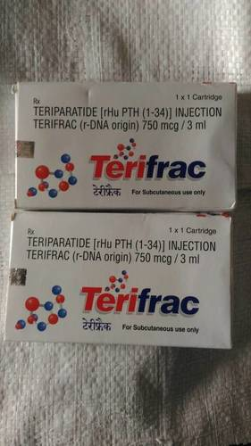 terifrac 750 mg injection