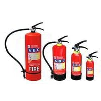 ABC Type Fire Extinguisher with ISI Mark