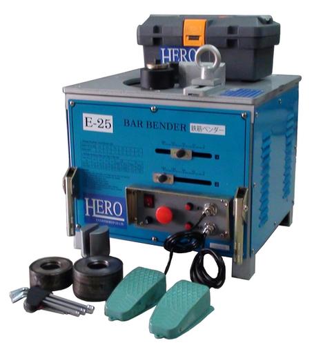 Automatic Rebar Bending Machine (6-25 mm)