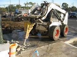 Concrete Demolition Service