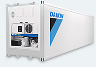 Container Refrigeration Units