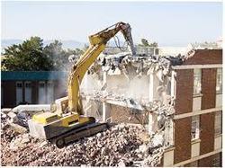 Exterior Demolition Service
