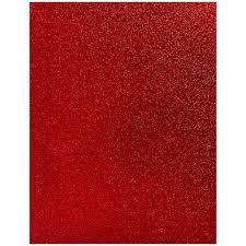 Glitter Card Single Color