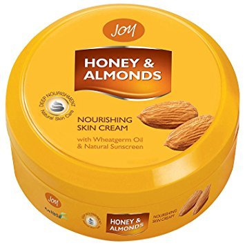 Honey And Almond Skin Cream