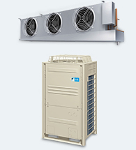Medium / Low Temperature Refrigeration System