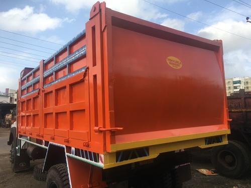 TATA 1613 Tipper Body at Best Price in Nashik, Maharashtra