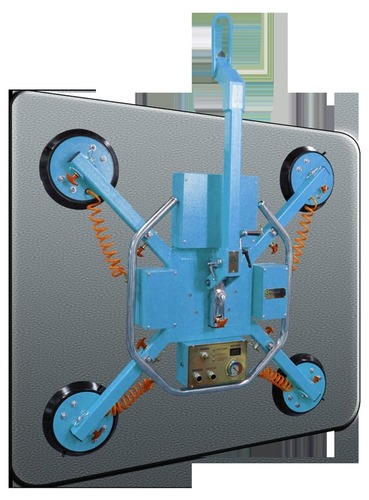 Glass Vacuum Lifter 4 Pad Rubber