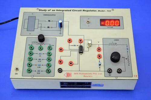 Integrated Electric Circuit Regulator