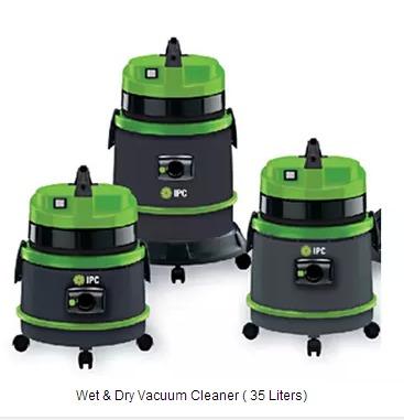 Wet/ Dry Vacuum Cleaner (35 L)