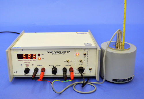 Four Probe Method, DFP-02 (Basic Model)
