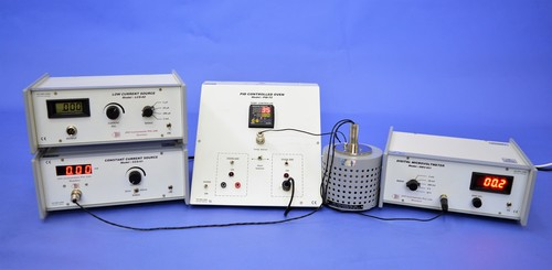 Four Probe Set-Up (Research Model)