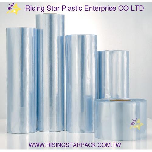 Odorless PVC Shrink Wrap Film