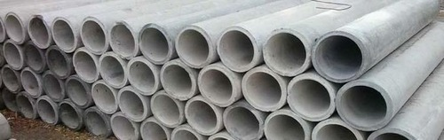 Cement Pipes for Residential Construction in  New Area