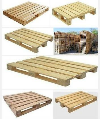 Fine Pine Wood Pallets