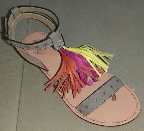 d8f6d5049 Ladies Pure Leather Sandals - NAAZ EXPORTS PVT. LTD.