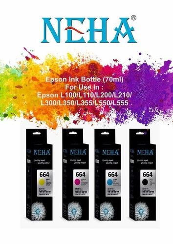 Neha L200 Ink Bottle (70ml)