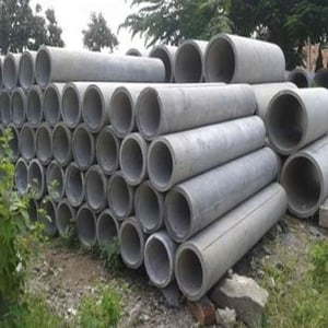 Robust Concrete Cement Pipes For Construction