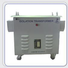 Isolation Transformer in  New Area