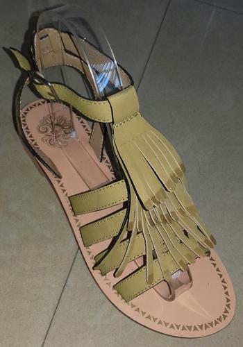 7a77456d0 Ladies Leather Sandals - NAAZ EXPORTS PVT. LTD.