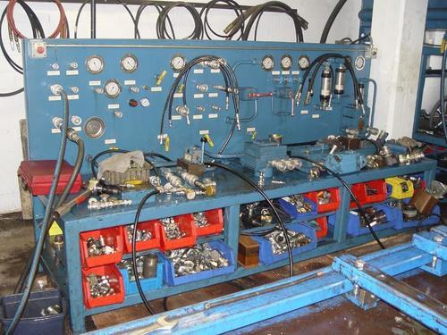 Hydraulic Test Bench In Noida Uttar Pradesh Neometrix
