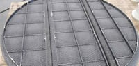 Knitted Wire Mesh Demister Pad