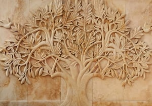Marble Artifacts Tree