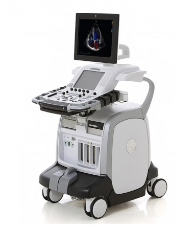 GE VIVID E9 Ultrasound System
