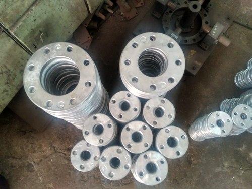 Aluminium Die Casting Flanges in  T-Block