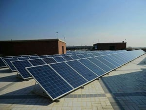 Grid Connected Solar Rooftop Power Plant