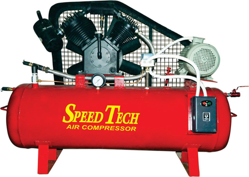 5 HP Air Compressor Set