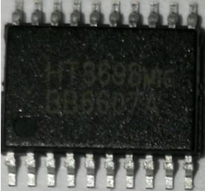 HT8698 2*4.75W Stereophonic Class D Audio Power Amplifier IC