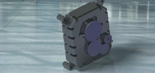 Industrial Gear Box Designing Service