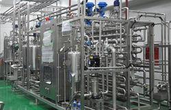 Milk Pasteurization Plants
