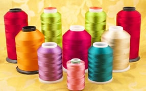Viscose Rayon Embroidery Threads