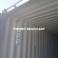 DMF Free TOPDRY Calcium Chloride Desiccant Instead Of Superdry Silica Gel