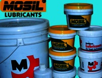 Mosil Industrial Lubricants Oil