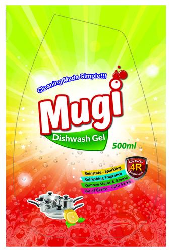 Mugi Dishwash Gel