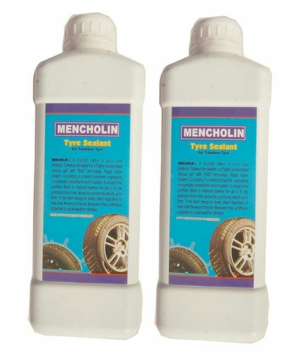 Tyre Puncture Sealant Gel