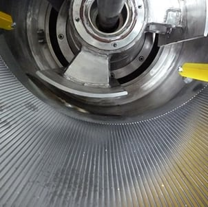 Screening With Slotted Holed Basket